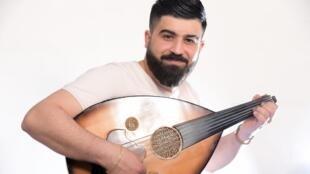الفنان وعازف العود السوري رشيد بشنق