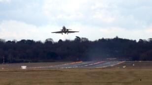 الطائرة التي يعتقد أنها تقل الرئيس الجزائري تغادر مطار جنيف
