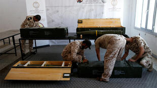 U.S. Missiles Found in Libyan