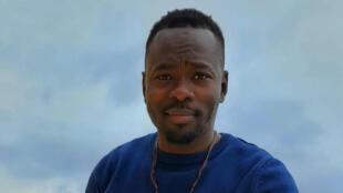 الفنان السوداني محمد براون