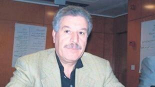 بوجمعة غشير ناشط حقوقي جزائري