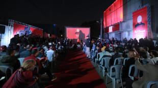 مهرجان سينما غزة