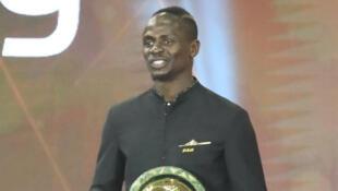 جائزة أفضل لاعب في إفريقيا: السينغالي ساديو مانيه