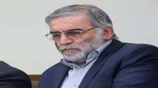 محسن فخري زاده العالم النووي الإيراني