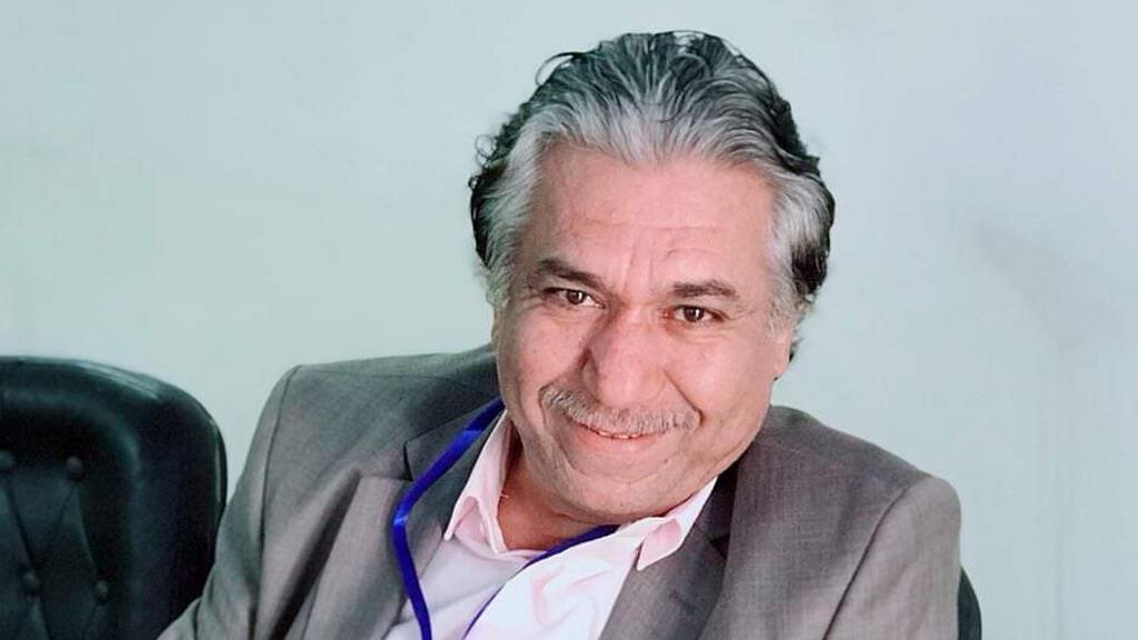 فرحان هادي مؤسس ورئيس مهرجان البصرة للموندراما