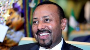 رئيس الوزراء الإثيوبي أبي أحمد-