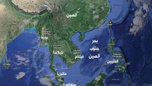بحر الصين الجنوبي المتنازع عليه