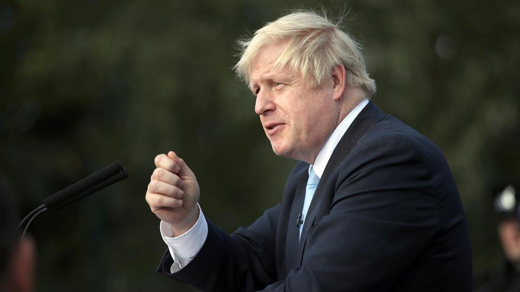 رئيس وزراء بريطانيا بوريس جونسون-رويترز