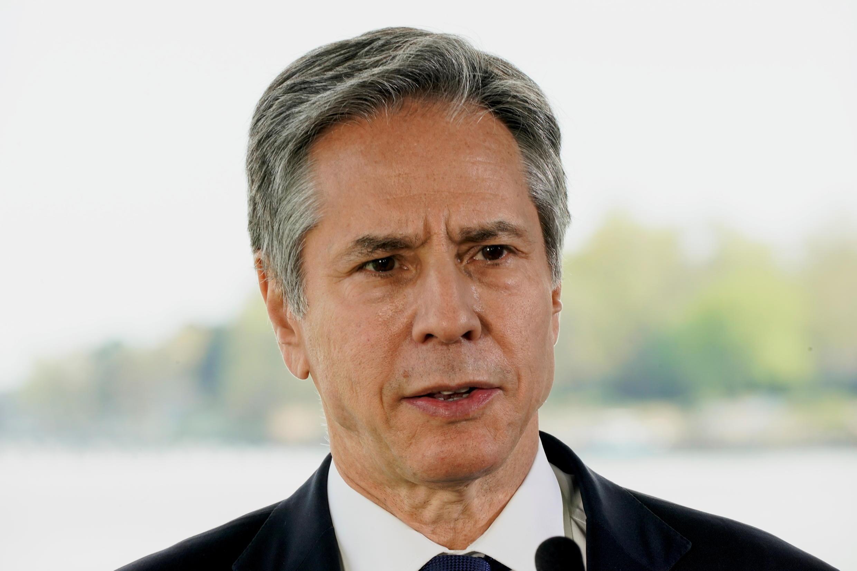 وزير الخارجية أنتوني بلينكن