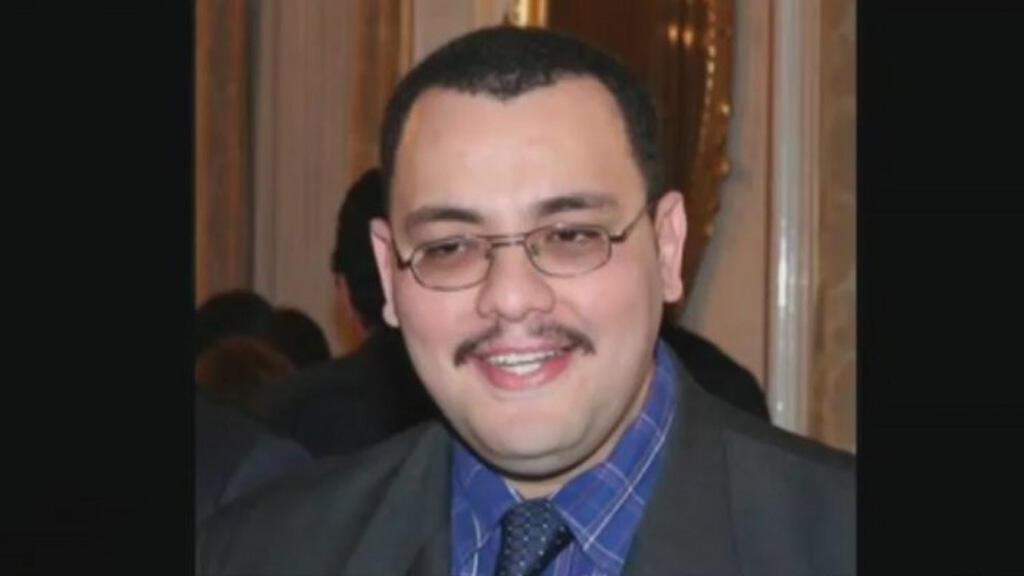 الصحفي الجزائري محمد تامالت