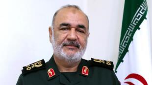 حسين سلامي قائد الحرس الثوري الايراني
