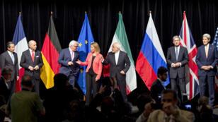 مفاوضات الاتفاق النووي