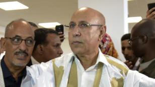 الرئيس الموريتاني الجديد محمد ولد الغَزْوَاني