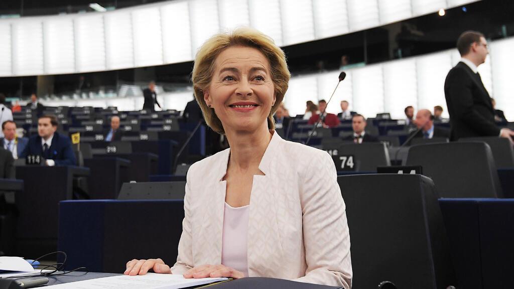 أورسولا فون دير لايين الرئيسة الجديدة للمفوضية الأوروبية