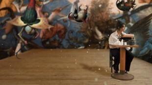 """لقطة من فيلم """"سليمى"""" للمخرجة شيرين أبو شقرا"""