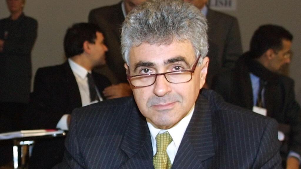 وزير الخارجية اللبناني الجديد ناصيف حتّي