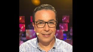 الصحافي المغربي صلاح الدين الغماري