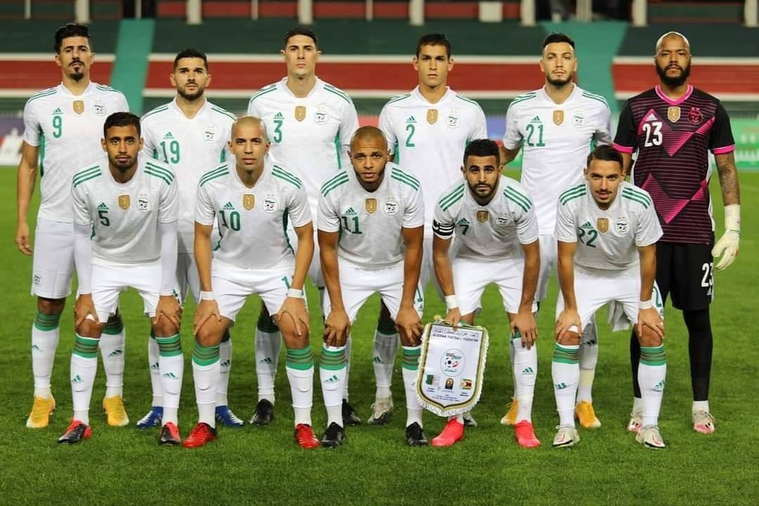 selection algerie 12 11 2020