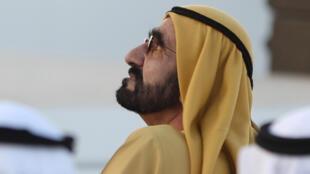 محمد بن راشد آل مكتوم حاكم دبي