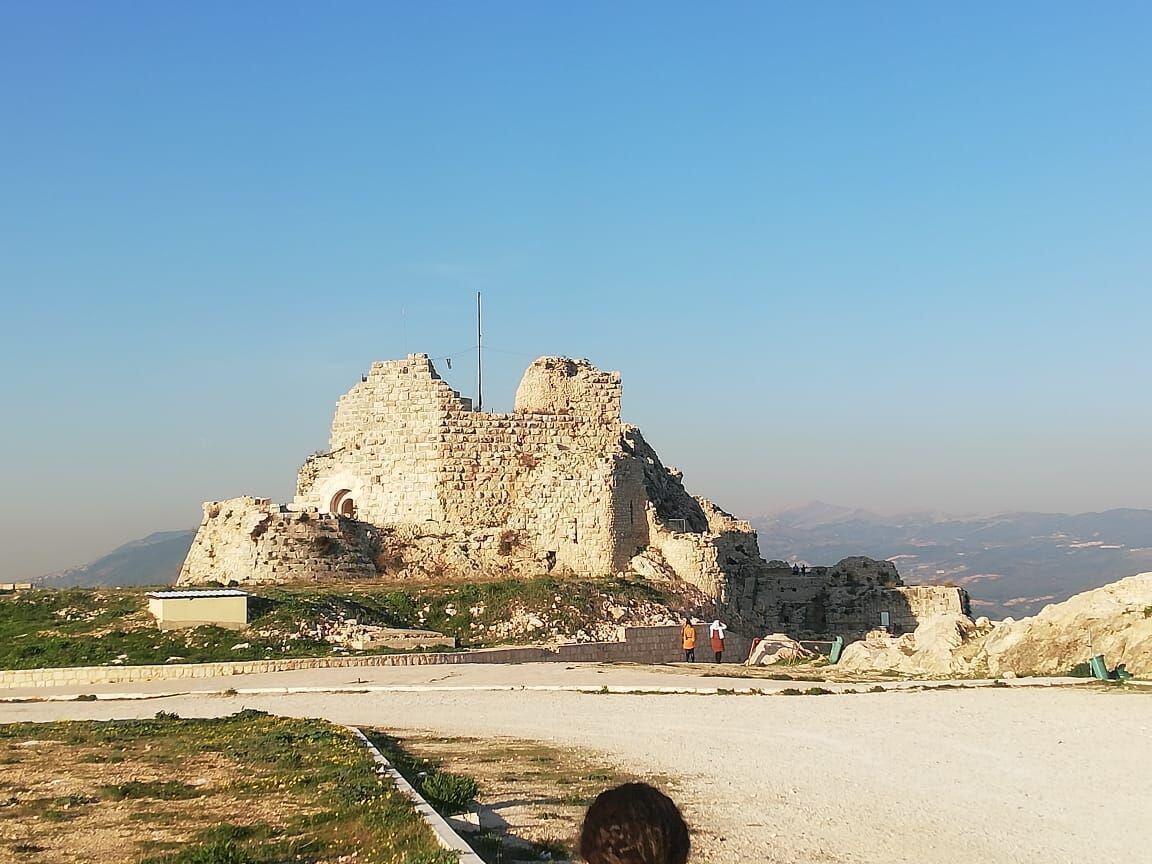 forteresse_shkif_liban_sud