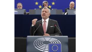 abdallah_jordanie_parlement_europeen