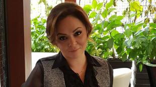 المحامية الروسية ناتاليا فيسيلنيتسكايا