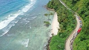 جزيرة سولاويسي الإندونيسية