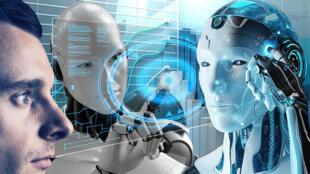 الفكرة العامة للذكاء الاصطناعير