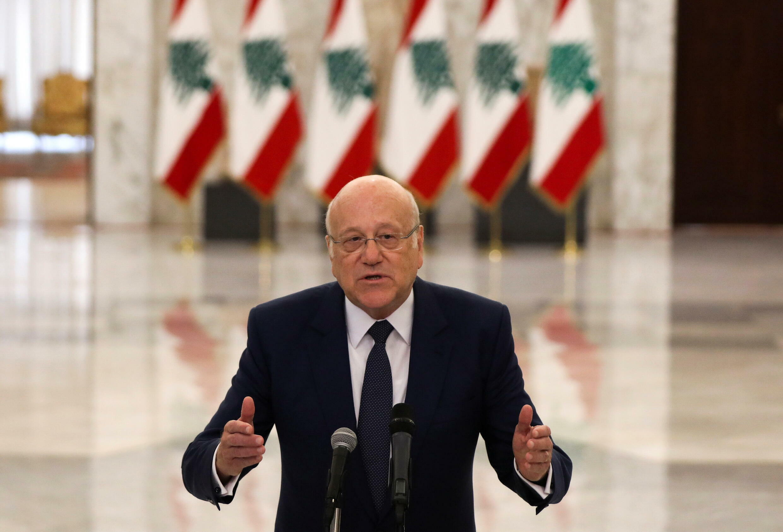 LEBANON-CRISIS-GOVERNMENT