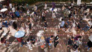 التصويت في هونغ كونغ