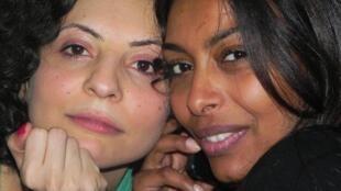 Samira et Lyana