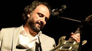 الموسيقي إياد الريماوي