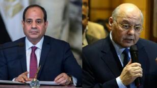 المرشحان لانتخابات مصر