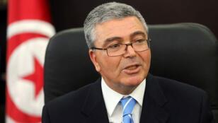 وزير الدفاع التونسي عبد الكريم الزبيدي