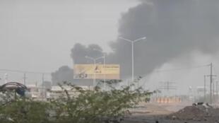 معارك بين القوات الحكومية والحوثيين، الحديدة (25-09-2018)