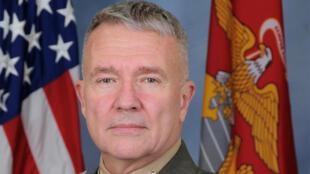 قائد القيادة الأميركية الوسطى الجنرال كينيث ماكينزي