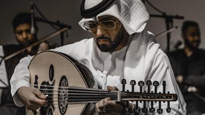المطرب والملحن الإماراتي طارق المنهالي