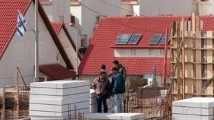 travailleurs palestiniens