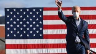 رئيس الولايات المتحدة جو بايدن