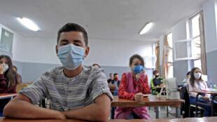 eleves algeriens