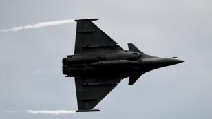 طائرة رافال العسكرية