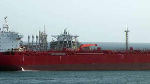 iran tanker usa