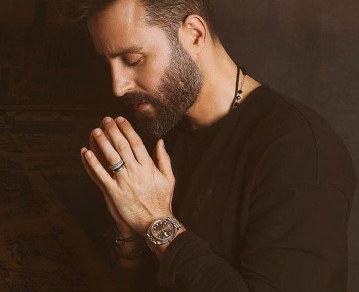 الفنان سعد رمضان