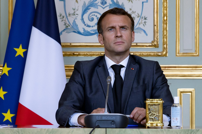 Macron 22 04 2021