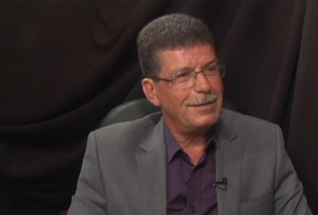 قدورة فارس رئيس نادي الأسير الفلسطيني (الصورة: يوتيوب)
