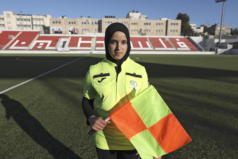 arbitre palestinienne