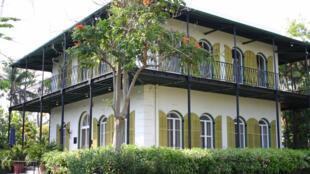 منزل الكاتب الأميركي إرنست همينغواي