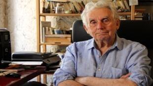 الكاتب الفرنسي الراحل جيل لابوج