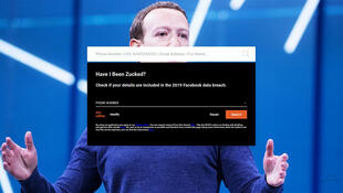 تسريب البيانات الشخصية لأكثر من نصف مليار حساب فيسبوك