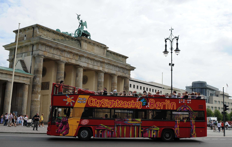 في العاصمة برلين